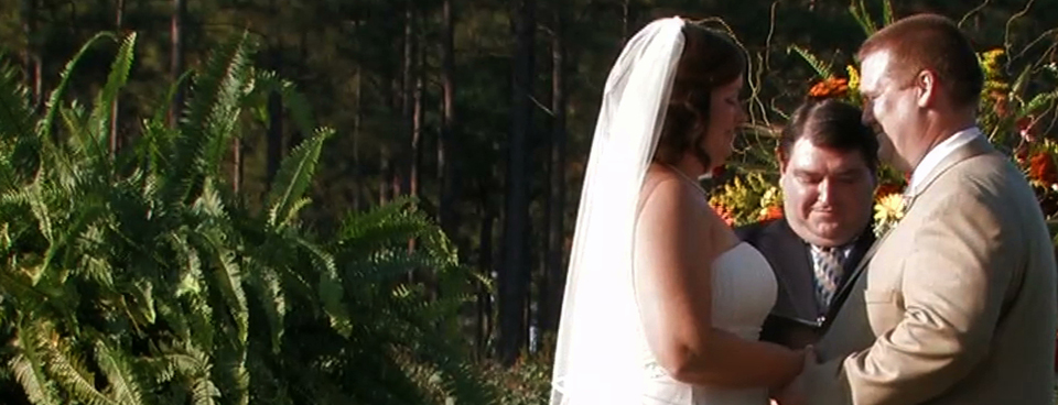 Mulkey Woods Wedding Day Documentary